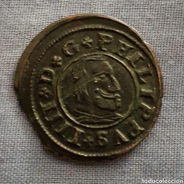 16 MARAVEDIS FELIPE 4 1663 SEGOVIA (Numismática - España Modernas y Contemporáneas - De Reyes Católicos (1.474) a Fernando VII (1.833))