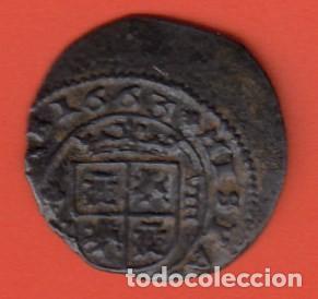 Monedas de España: moneda del reinado de felipe iv año1663 valor 8 maravedis cobre (error de acuñación en reverso). ebc - Foto 2 - 128547919
