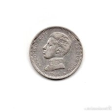 Monedas de España: ALFONSO XIII - 1 PESETA 1904 *19*04 MADRID SM V. . Lote 128576631