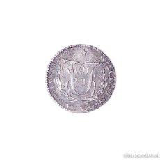 Monedas de España: MEDALLA DE PLATA MONETIFORME DE MÓDULO 1 REAL, ACLAMACIÓN COMO REY DE FERNANDO VII. AÑO: 1808 MBC+. Lote 128584899