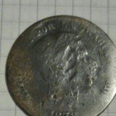 Monedas de España: MONEDA 5 CÉNTIMOS ALFONSO XII 1878.BC. Lote 128669280