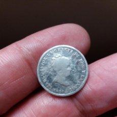 Monedas de España: 2 REALES ISABEL II. Lote 128671855