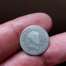 Monedas de España: 2 REALES ISABEL II. Lote 128671895
