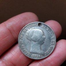 Monedas de España: 10 REALES ISABEL II. Lote 128671955