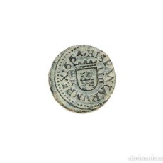 Monedas de España: FELIPE IV - 4 MARAVEDIS 1664 SEGOVIA BR.. Lote 128700591