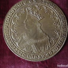 Monedas de España: GRAN DOBLA DE 10 DE PEDRO I. EN ORO. LA MAS MÍTICA E IMPORTANTE DE LA NUMISMÁTICA ESPAÑOLA. Lote 130231102