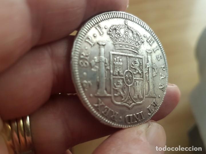 Monedas de España: 8 reales potosi - Foto 2 - 131784382