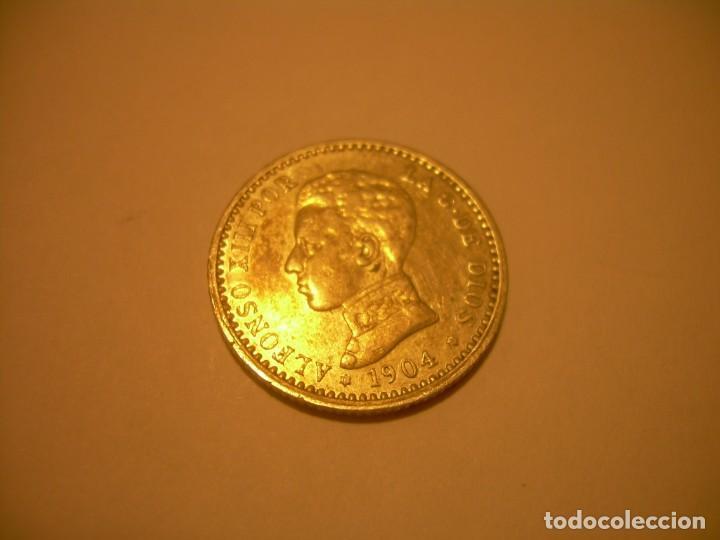 Monedas de España: LOTE DE CUATRO MONEDAS..3 DE PLATA Y UNA DE ALUMINIO. - Foto 5 - 131900902