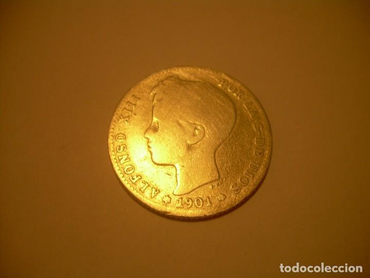 Monedas de España: LOTE DE CUATRO MONEDAS..3 DE PLATA Y UNA DE ALUMINIO. - Foto 9 - 131900902