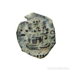 Monedas de España: BLANCA DE ANAGRAMA DE FELIPE II. CUENCA. Lote 129460783