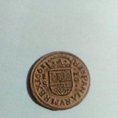 Monedas de España: PRECIOSA MONEDA PHILIPPUS IIII. Lote 133978083