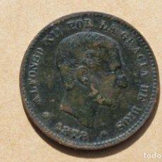 Monedas de España: ALFONSO XII. 5 CÉNTIMOS 1878 BARCELONA OM. Lote 135732715