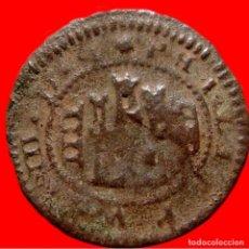 Monedas de España: FELIPE III (1598-1621). 4 MARAVEDIS. SEGOVIA. RESELLO 1636.. Lote 136020658