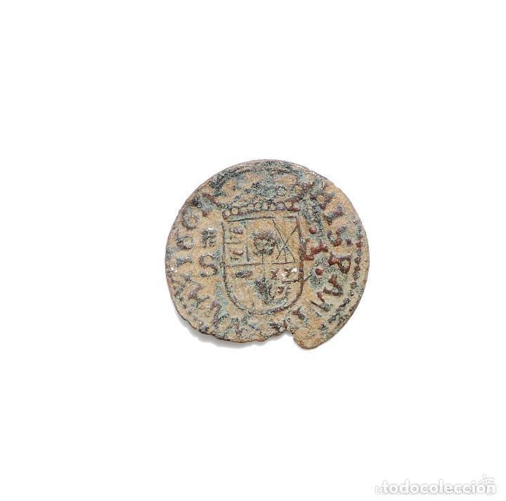 Monedas de España: FELIPE IV Maravedis 1661 Sevilla R. - Foto 2 - 136200062