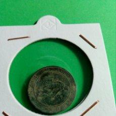 Monedas de España: DOS CÉNTIMOS ISABEL II. Lote 136516122