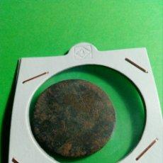 Monedas de España: ANTIGUA MONEDA DE BRONCE. Lote 136924084