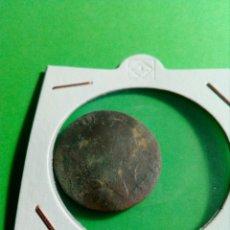 Monedas de España: ANTIGUA MONEDA DE BRONCE. Lote 136925044