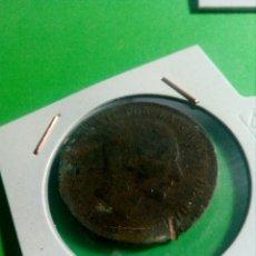 Monedas de España: MONEDA DE DIEZ CÉNTIMOS ALFONSO XII. Lote 136937302