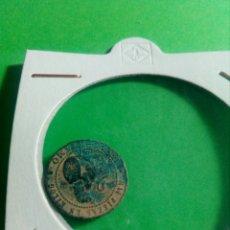Monedas de España: MONEDA UN CÉNTIMO ISABEL II. Lote 136941725