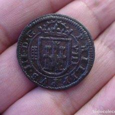 Monedas de España: FELIPE III 8 MARAVEDIS 1606 SEGOVIA TIPO D-335 EXCELENTE PIEZA. Lote 137433334