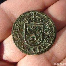 Monedas de España: FELIPE III 8 MARAVEDIS 1612 SEGOVIA TIPO D-320 EXCELENTE PIEZA. Lote 137449922
