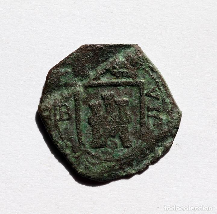 Monedas de España: 8 MARAVEDIS 1623 FELIPE IV BURGOS - Foto 2 - 137570670