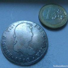 Monedas de España: MONEDA DE PLATA DE 4 REALES DE FERNANDO VII AÑO 1816 CECA DE POTOSÍ. Lote 137924870