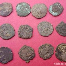 Monedas de España: LOTE MONEDAS CARLOS II MONEDA VARIAS. Lote 138776190