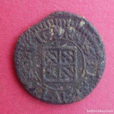 Monedas de España: MONEDA AÑO 1611 FELIPE II FELIPE III VIC. Lote 138812838