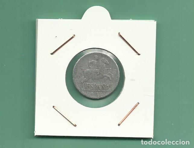 ESPAÑA: 5 CÉNTIMOS 1940. ALUMINIO (Numismática - España Modernas y Contemporáneas - De Isabel II (1.834) a Alfonso XIII (1.931))