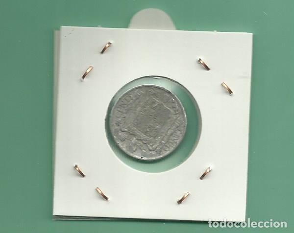 Monedas de España: ESPAÑA: 5 CÉNTIMOS 1941. ALUMINIO - Foto 2 - 138884294
