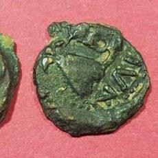 Monedas de España: LOTE 3 MONEDAS FERNANDO II CATOLICO AGRAMUNT MONEDA. Lote 139236214