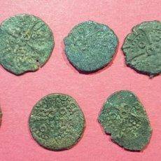 Monedas de España: LOTE MONEDAS FELIPE III MONEDA. Lote 139242390