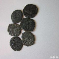 Monedas de España: 6 DINEROS DE ARAGÓN.. Lote 139252602