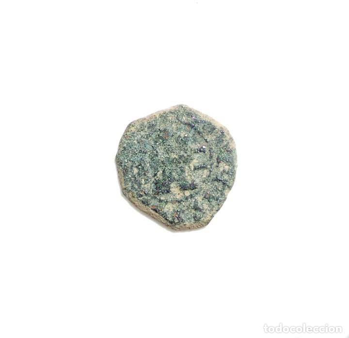 Monedas de España: FELIPE III - 2 maravedis 1604 BURGOS - Foto 2 - 139266910