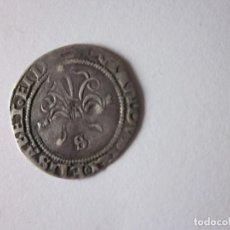 Monedas de España: MEDIO REAL. REYES CATÓLICOS. SEVILLA. PLATA.. Lote 139626054