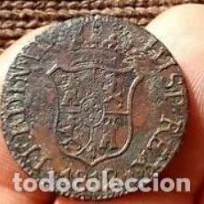 Monedas de España: III CUARTOS FERNANDO VII.AÑO 1812. FECHA RARA. MONEDA RARA Y ESCASA. MIRAD Y LEED!! . Lote 139944554