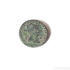 Monedas de España: ISABEL II - 8 MARAVEDIS 1844 SEGOVIA.. Lote 140125938