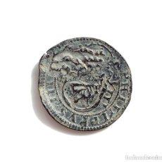 Monedas de España: FELIPE III 8 MARAVEDIS 1606 SEGOVIA. RESELLADO. Lote 140174306