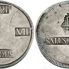 Monedas de España: 30 SOUS FERNANDO VII 1821 PALMA DE MALLORCA. Lote 140438990
