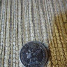 Monedas de España: MONEDA EN PLATA DE LEY ALFONSO XIII AÑO 1903 UNA PESETA.. Lote 140955446