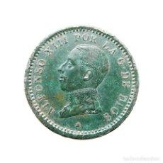 Monedas de España: ALFONSO XIII, 2 CÉNTIMOS 1911.. Lote 142064589