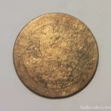 Monedas de España: ESPAÑA - GOBIERNO PROVISIONAL - 5 CENTIMOS 1870 - COBRE.. Lote 142292786