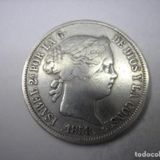 Monedas de España: 4 REALES DE PLATA DE 1858, CECA DE MADRID. REINA ISABEL II. Lote 142504158