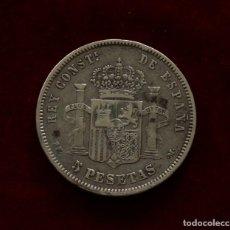 Monedas de España: 5 PESETAS 1878 (18/**). Lote 142677098