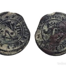 Monedas de España: RESELLO CASA DE LOS AUSTRIA. 20 MM / 2,68 GR.. Lote 143168734