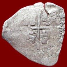 Monedas de España: FELIPE V, 8 REALES DE PLATA, SEVILLA (LEER DESCRIPCIÓN) 37 MM / 26,71 G. Lote 143404682