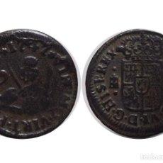 Monedas de España: FERNANDO VI, 1 MARAVEDI DE SEGOVIA 1747 - 16 MM / 1,07 GR.. Lote 143553158