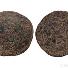 Monedas de España: REYES CATÓLICOS, 4 MARAVEDIS DE CUENCA. 29 MM / 6,35 GR.. Lote 143553274