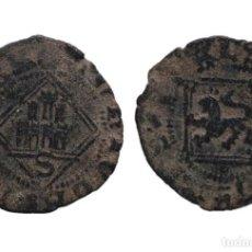 Monedas de España: ENRIQUE IV, BLANCA DE ROMBO SEVILLA (BAU 1084) - 19 MM / 1,23 GR.. Lote 143553338
